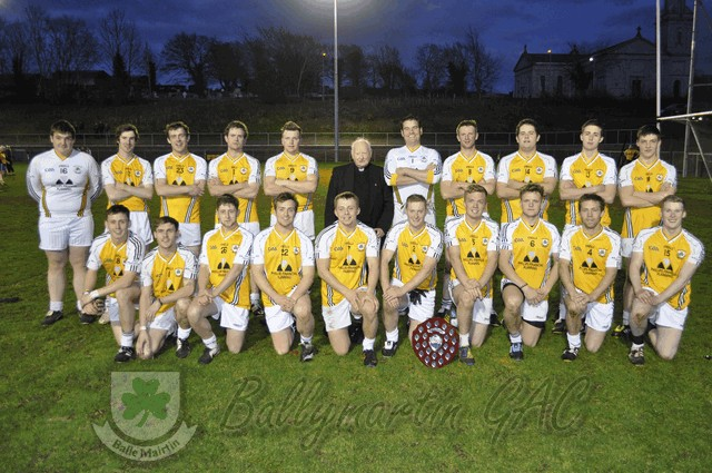 2015-04-15 Ballymartin Reserves Fr Davies Shield Winner _DSC8852