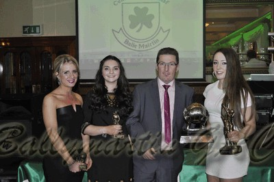 Ballymartin GAC Ladies Most Improved
