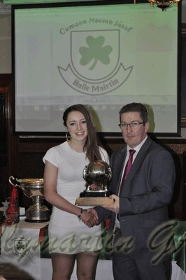 Ballymartin GAC Ladies Player Elen Marks