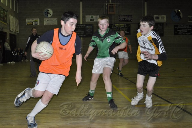 "Conor McRann takes on Corey and Cormac in ""Capture the Castle"""
